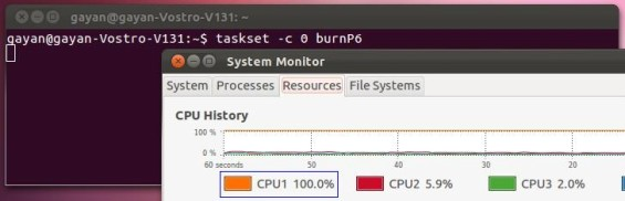 taskset-running-in-Ubuntu